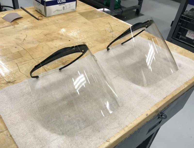 トヨタ、顔覆う防護マスク生産へ